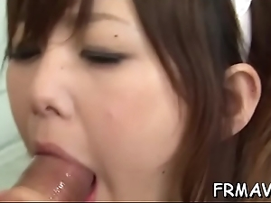 Tantalizing japanese oral-service