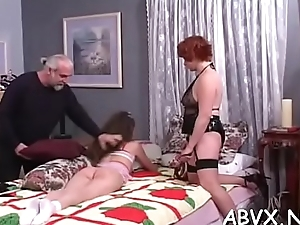 Pussy obedience thraldom