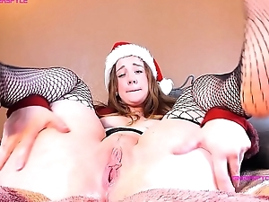 TWO Toys when requested REDHEAD Christmas FUCK Take 1