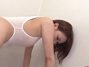 Hot toy stimulation Japan sex with young Mao Mizusawa
