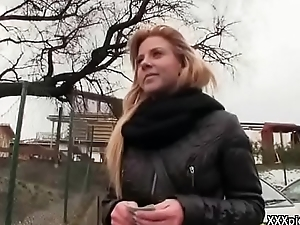 Mention Porn Thither Untrained Teen Euro Slut For Money 22