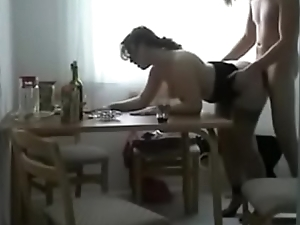 Horny Wife Films herself Cheating her Hubby as soon as Bulls Inseminate her