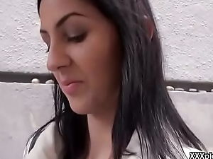Public Picups -Sexy Amateur Girl Fucked By Tourist In The Street 25