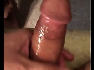 First quick video of me jerking absent