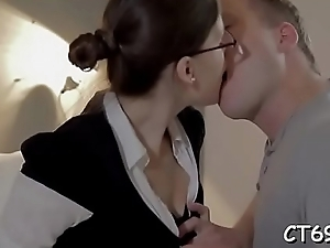 Hard rod brings hawt orgasms